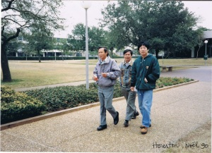 Houston Tu Chinh Phuc